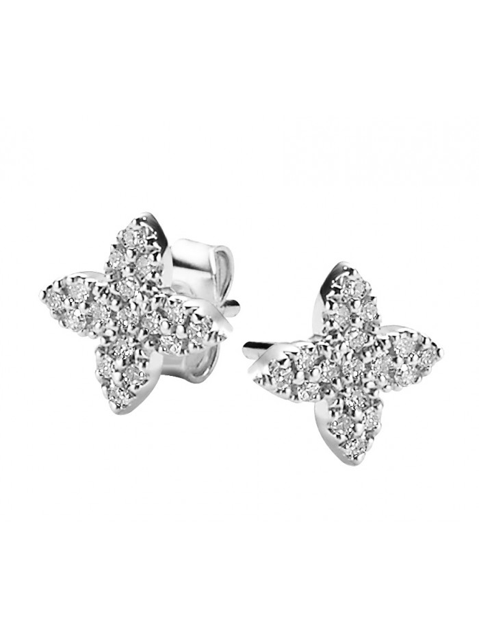 Diamanti Per Tutti Little Flower Oorringen M468-1S4