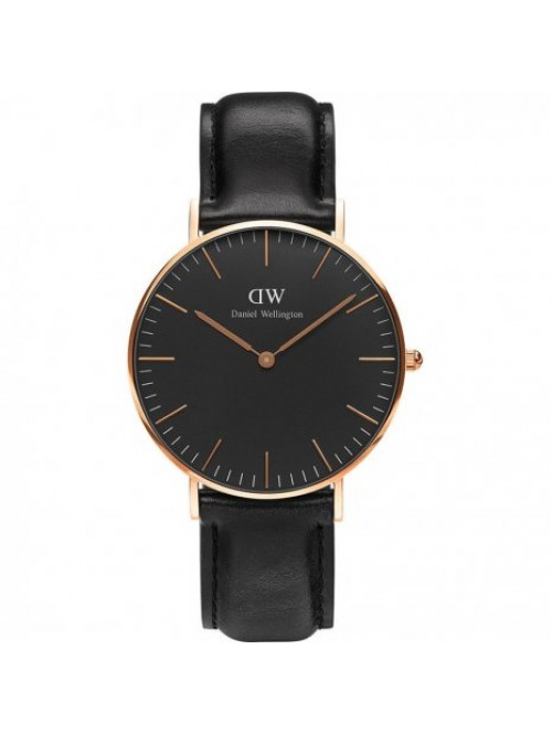 Daniel Wellington Classic Black Sheffield Horloge ...
