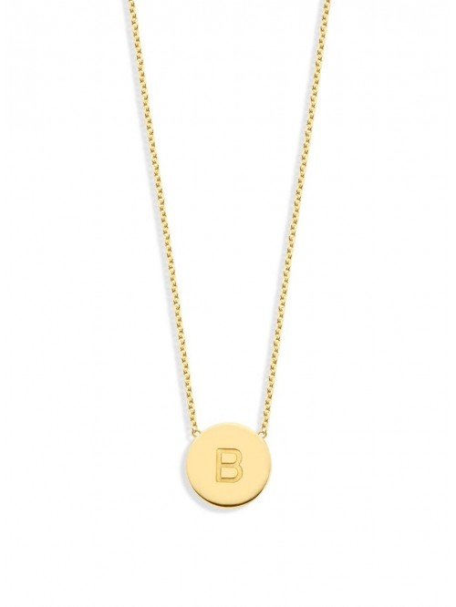 Just Franky Iconic Necklace Coin