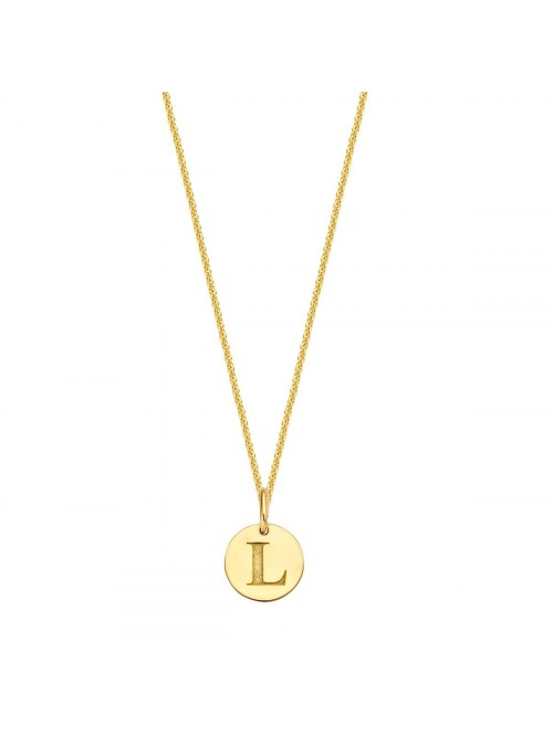 Just Franky Identity Circle Small with Necklace