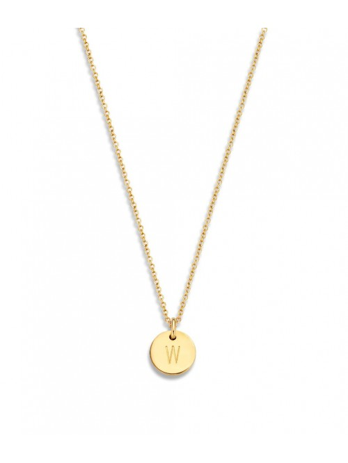 Just Franky Coin Necklace 1 Coin