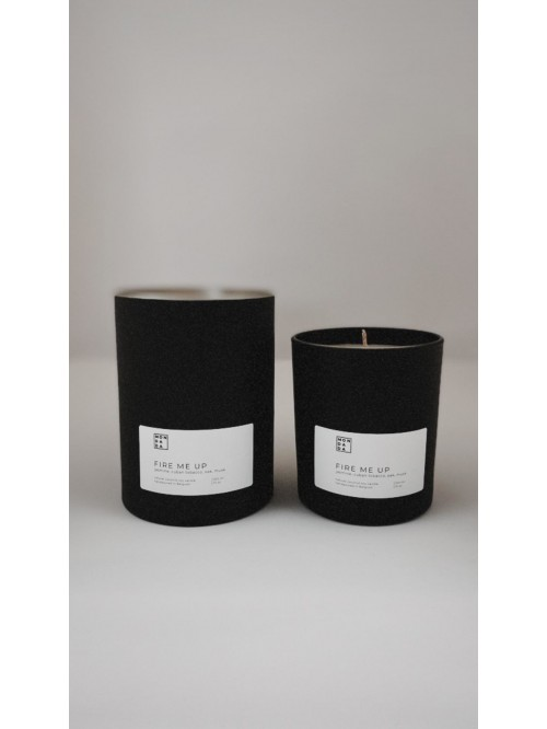 Mon Dada Black Collection Candle